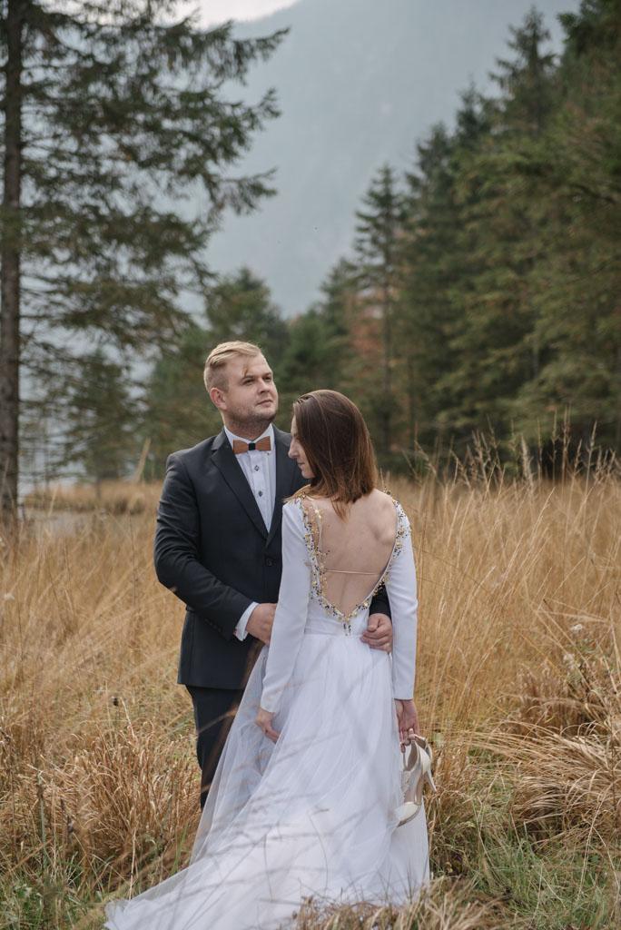 Sesja ślubna w górach alpy 12 8